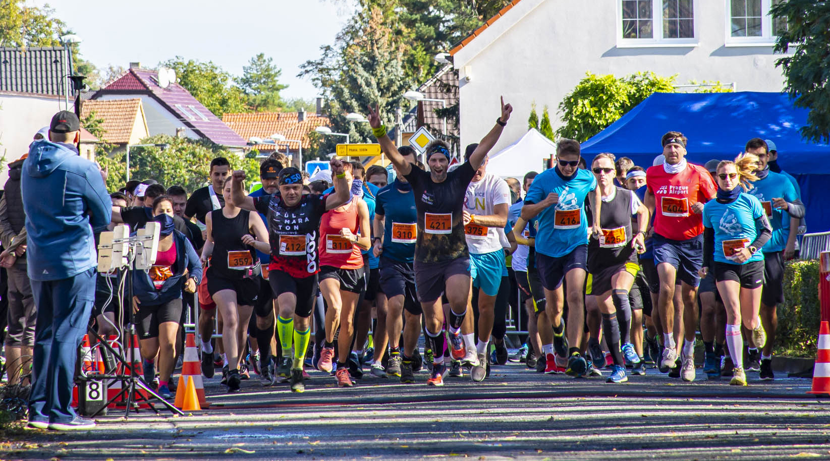 Hostivice RUN 2020
